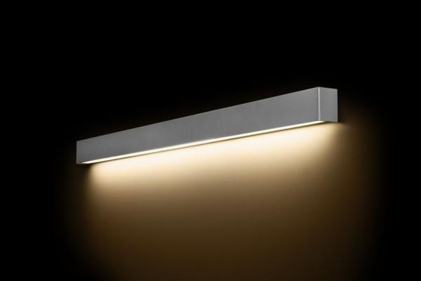 STRAIGHT WALL silver L  6357